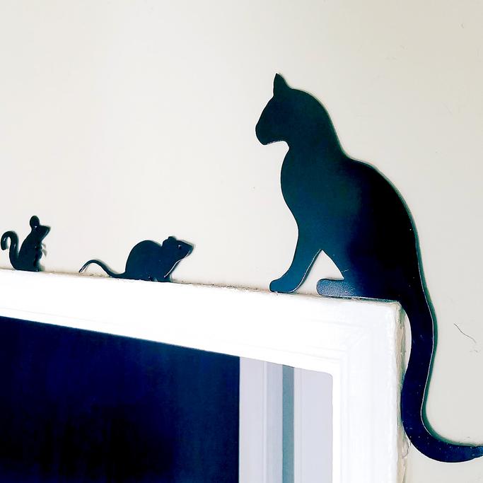 Cat Door Topper Home Projects