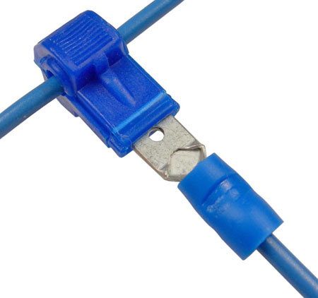 Image result for t tap connector
