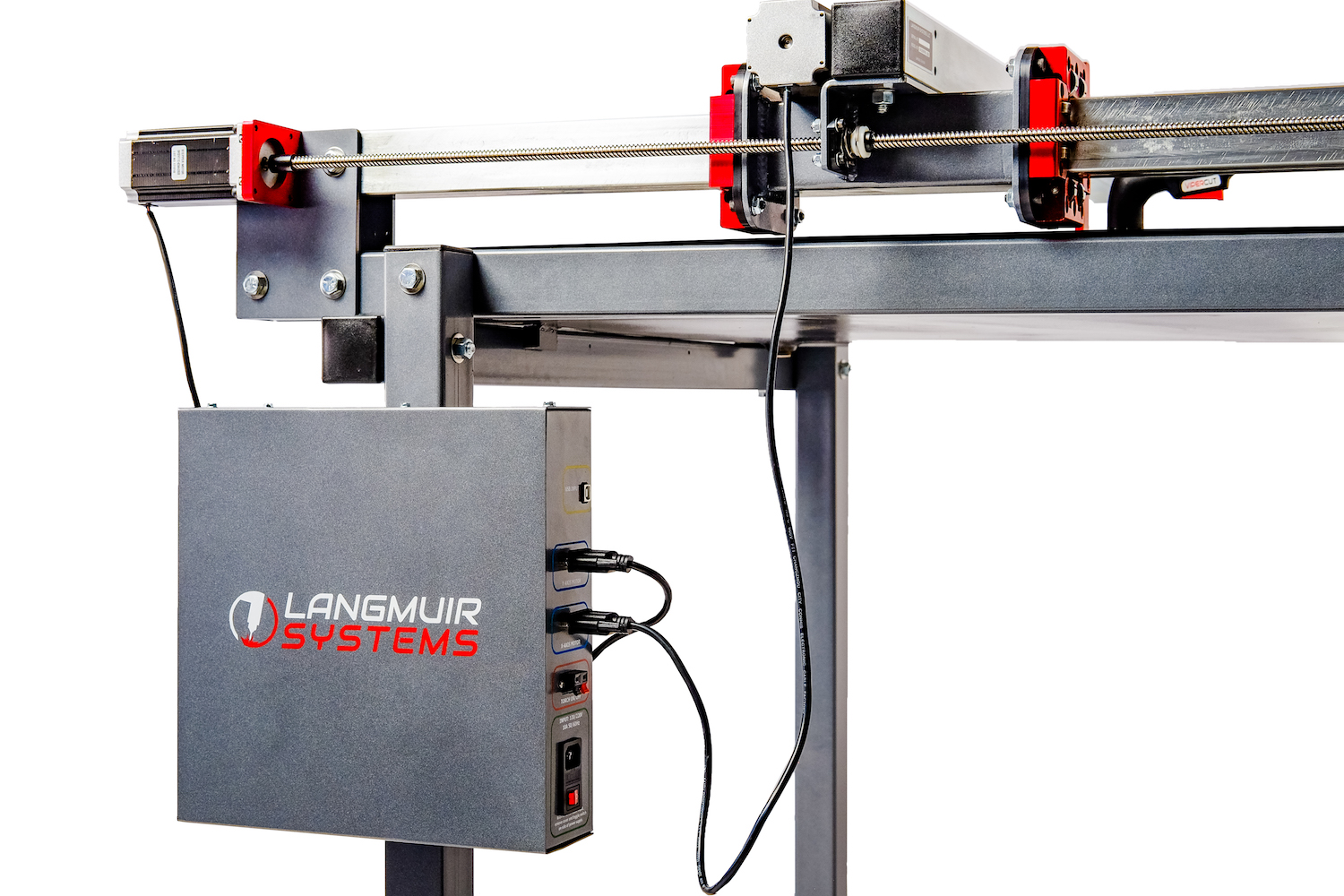 Langmuir Systems Crossfire Cnc Plasma Tables