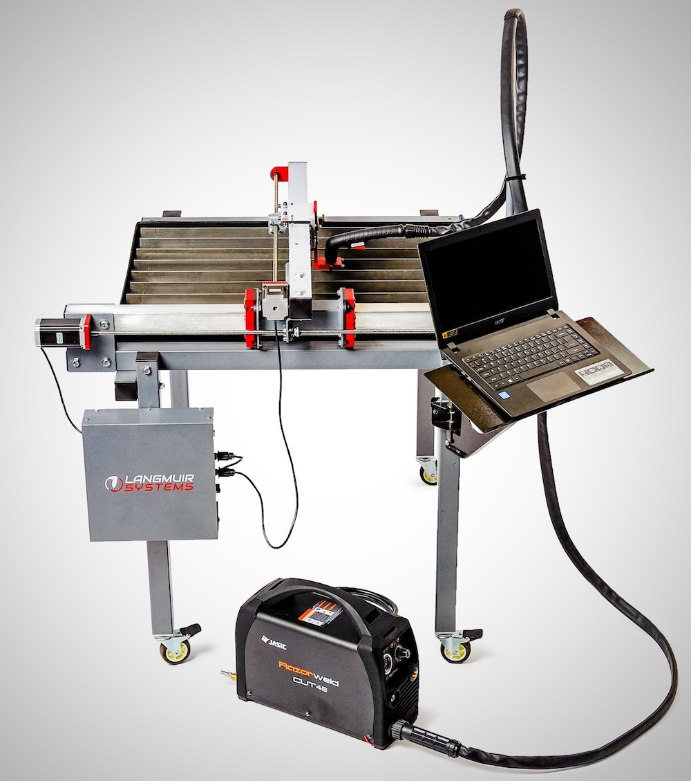Langmuir Systems | CrossFire CNC Plasma Tables